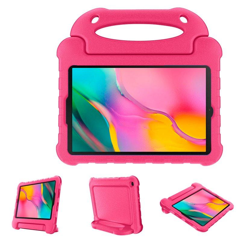"COOL Funda para Samsung Galaxy Tab A (2019) T510 / T515 10.1"" Ultrashock - Rosa"