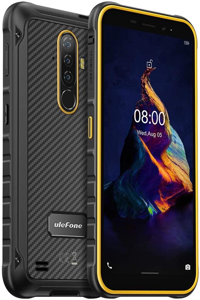 ULEFONE Smartphone Armor X8 4GB 64GB 4G - Naranja