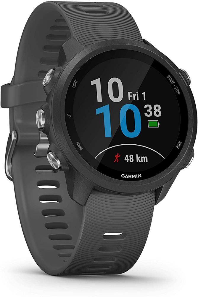 GARMIN Smartwatch Sportwatch Forerunner 245 - Gris