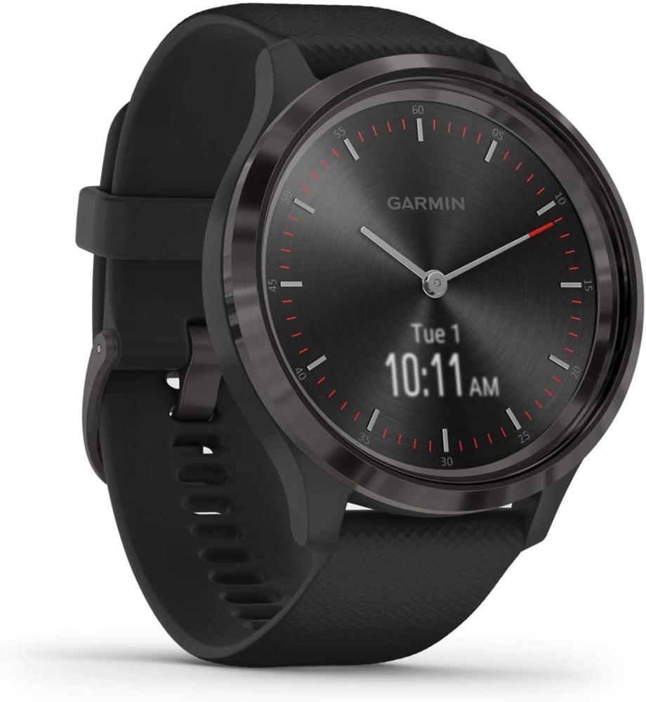 GARMIN Smartwatch Sportwatch Vivomove 3 Sport - Negro