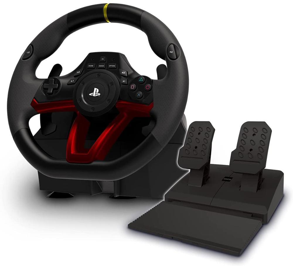 HORI Volante Racing Wheel Apex Wirelees PS4