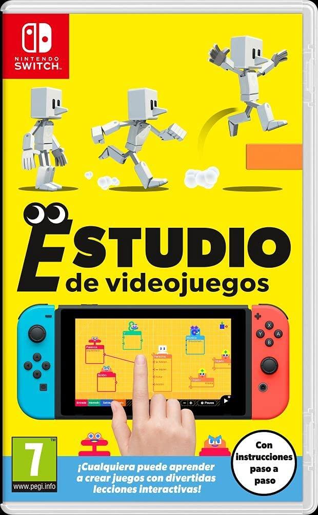 NINTENDO JUEGO SWITCH ESTUDIO DE VIDEOJUEGOS