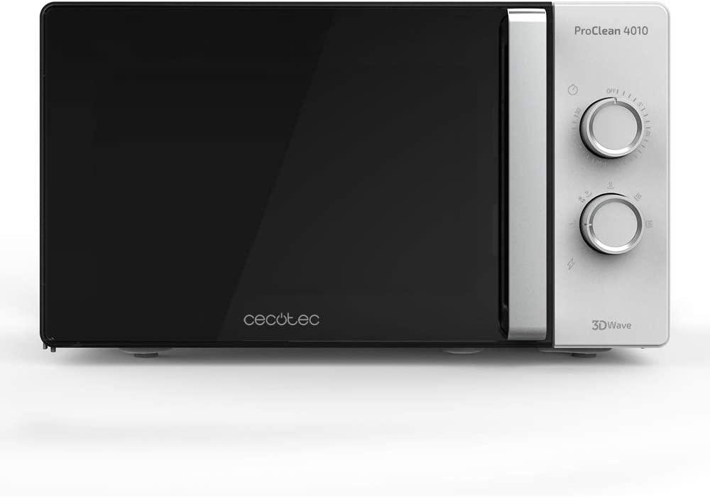 CECOTEC Microondas Proclean 4010 23L - Blanco