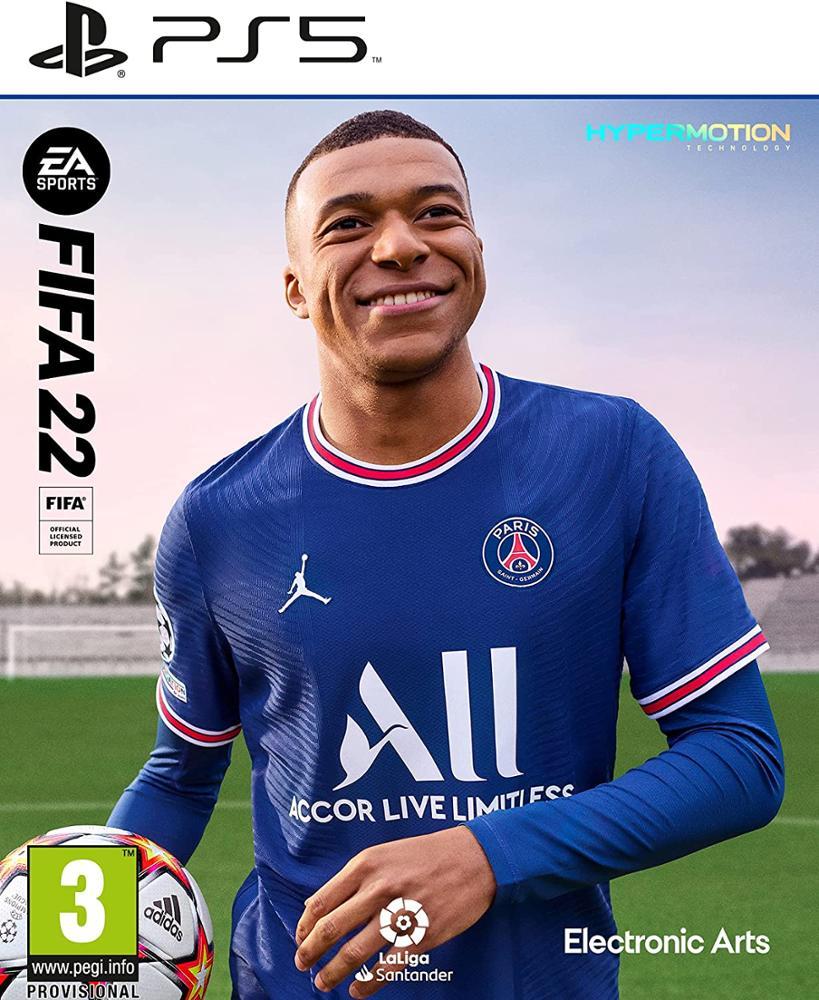 PS5 JUEGO FIFA 22