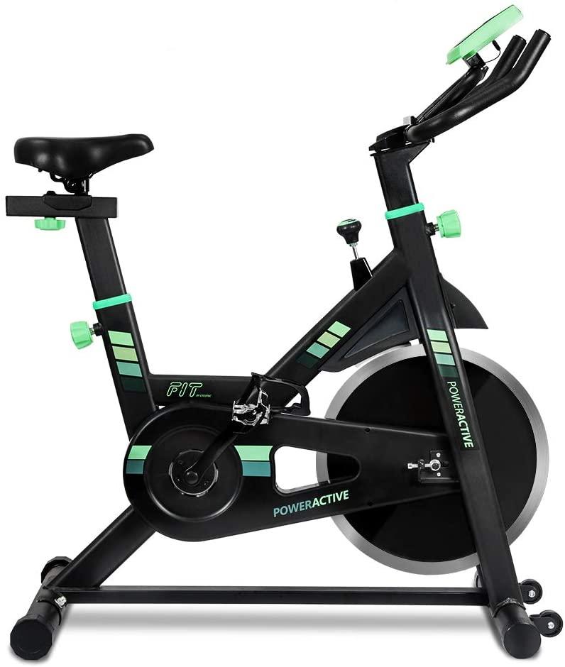 CECOTEC Bicicleta Indoor Spinning PowerActive