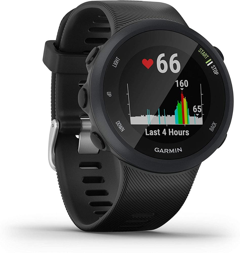 GARMIN Smartwatch FORERUNNER 45S - Negro