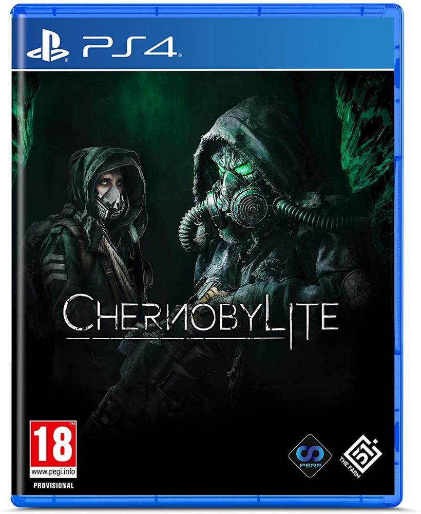 PS4 Juego Chernobylite