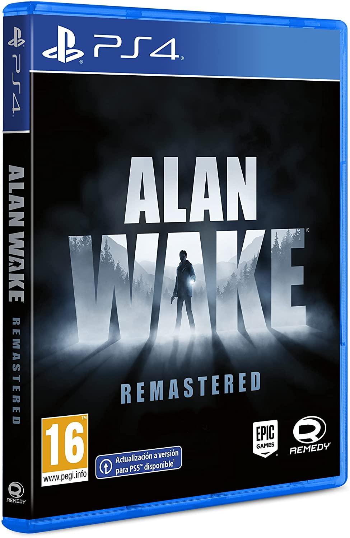 PS4 Juego Alan Wake Remastered