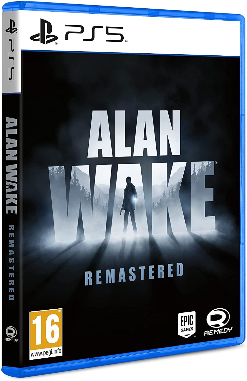 PS5 Juego Alan Wake Remastered