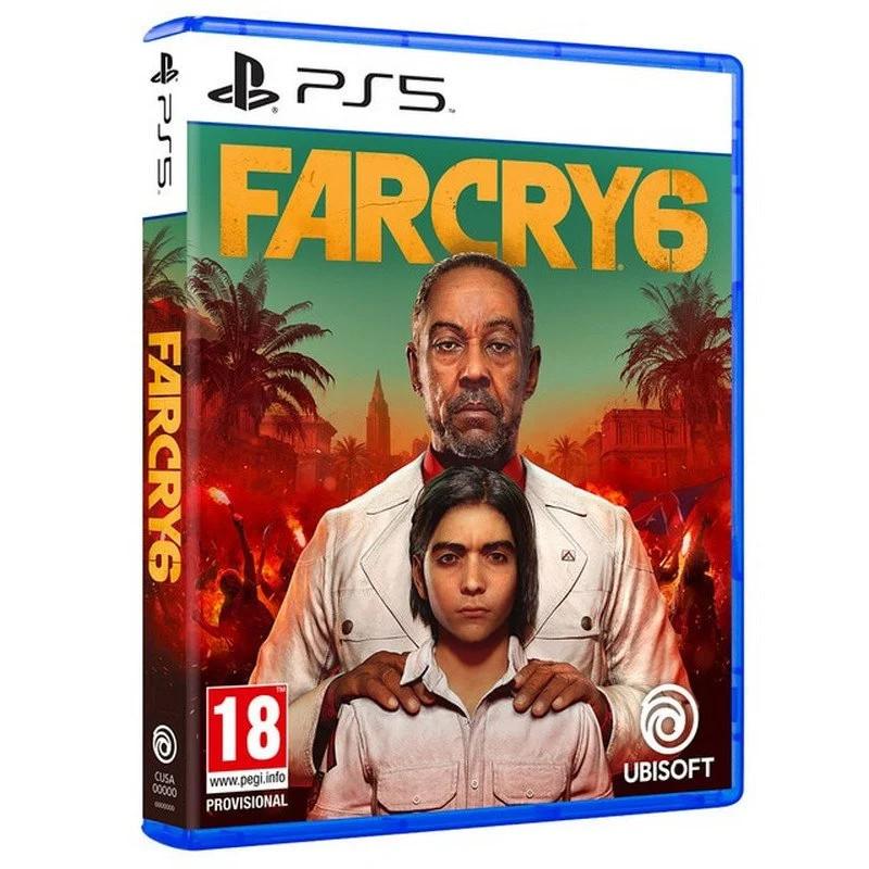 PS5 Juego Far Cry 6