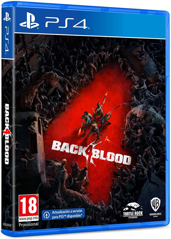 PS4 Juego Back 4 Blood