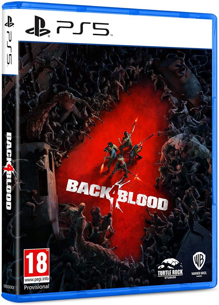 PS5 Juego Back 4 Blood