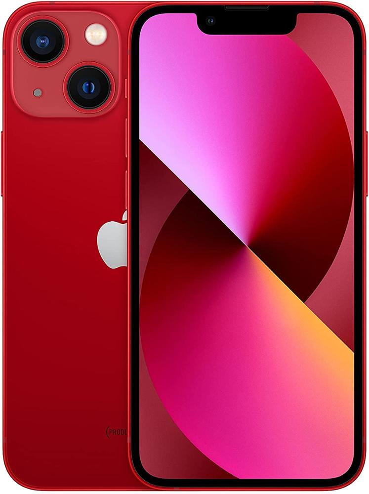 APPLE iPhone 13 Mini 128GB (Product) Red - Rojo