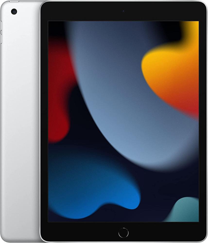 """APPLE iPad 2021 10.2"""" 256GB Wifi 9 Gen - Plata"""