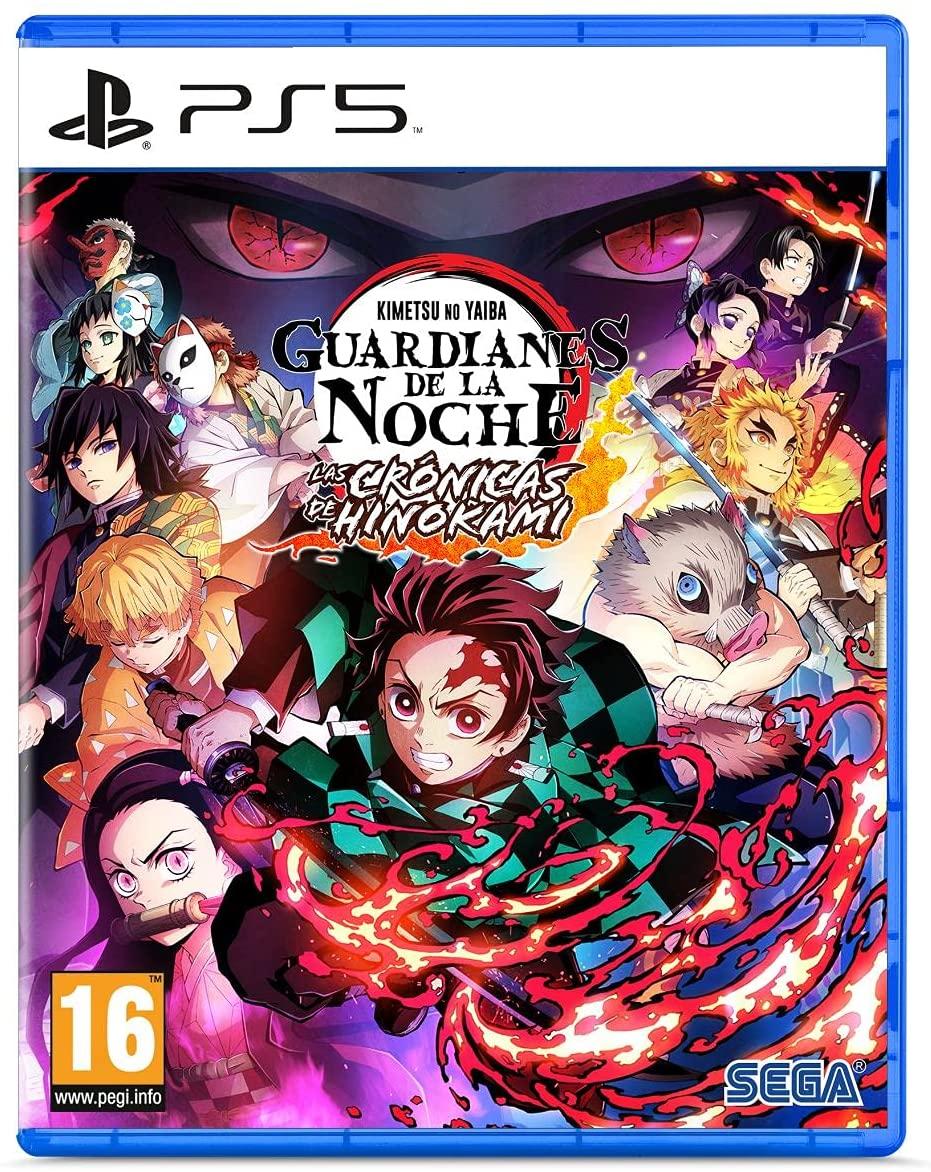 PS5 Juego Guardianes de la Noche: Las Cronicas de Hinokami
