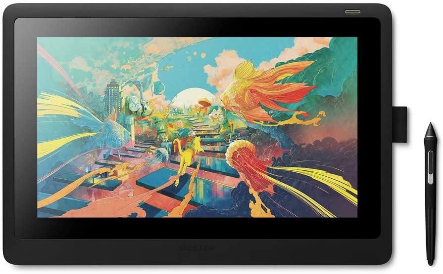 WACOM Tableta Gráfica Cintiq 16 Pen Pro 2