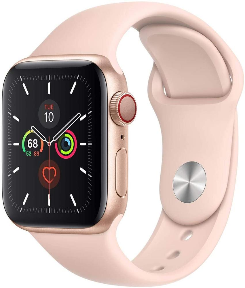 APPLE WATCH SERIE 5 - GPS Cellular  - 44MM - Dorado Rosa