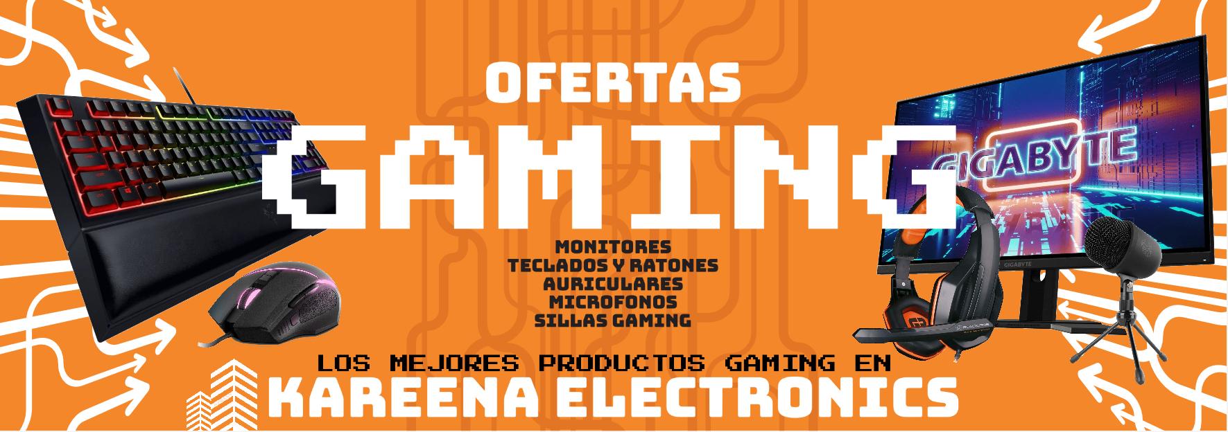 Ofertas Gaming