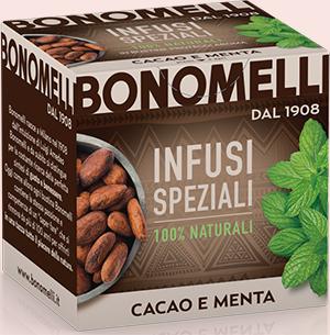 Bonomelli Cacao y Menta