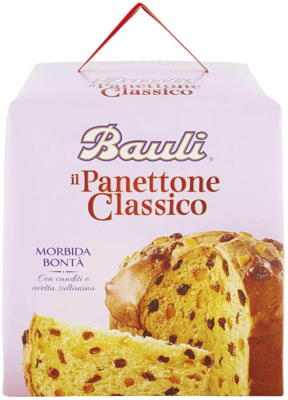Bauli Panettone Classico 1000 Gr