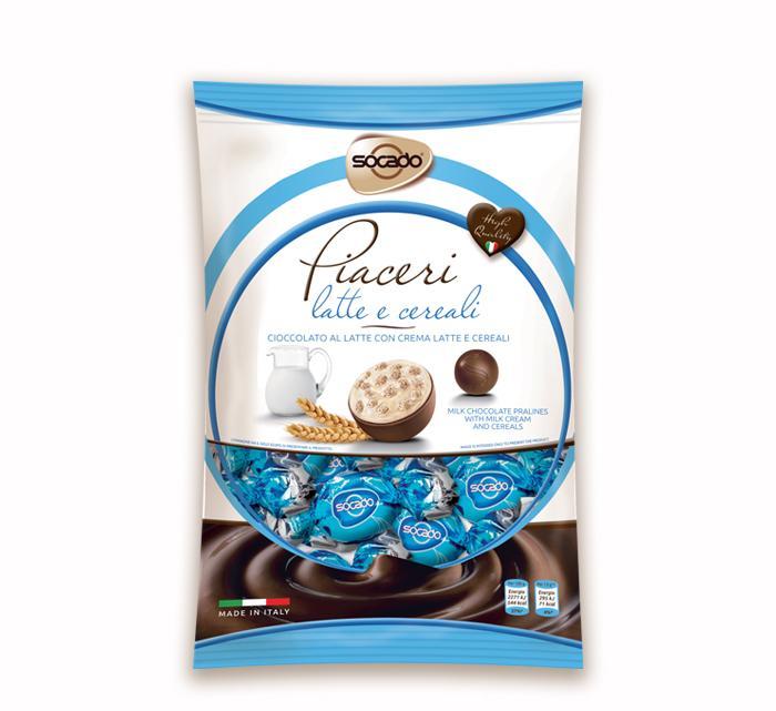Socado Piaceri Latte e Cerealli