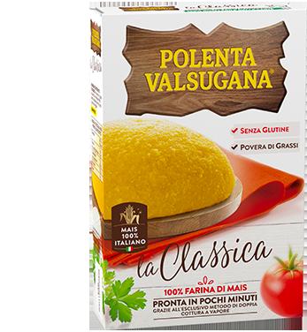 Valsugana Polenta (Harina de maíz)