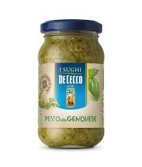 De Cecco Pesto sin ajo