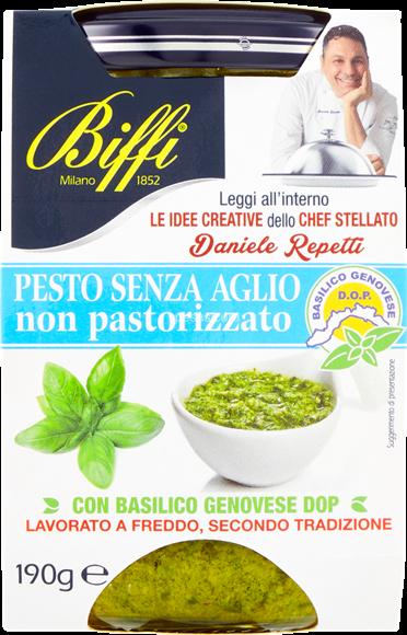 Biffi Pesto genovese sin ajo 190 g