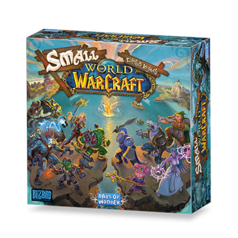Portada Small World of Warcraft