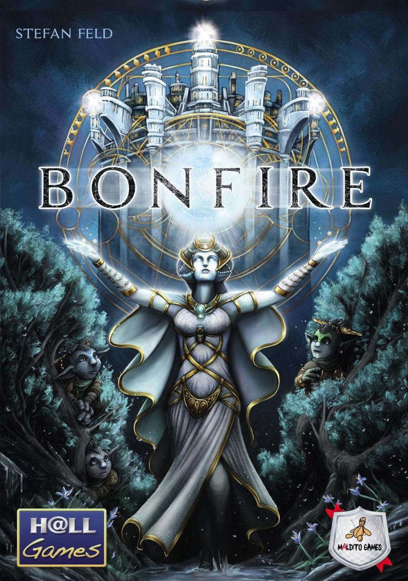Portada Bonfire