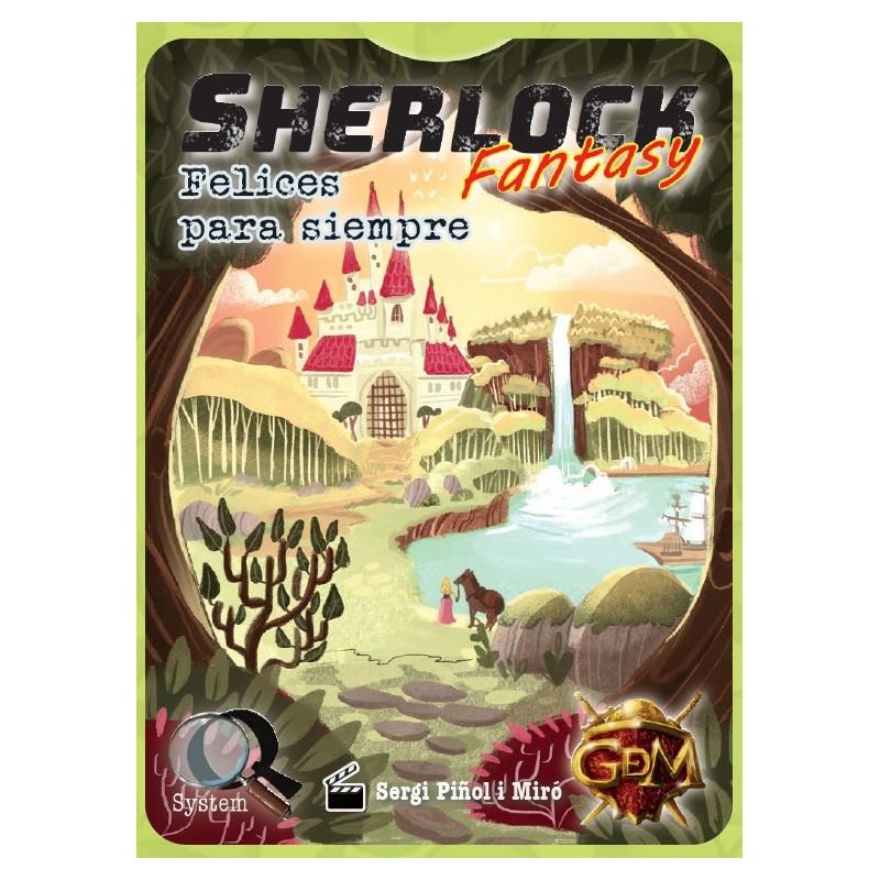 Serie Q - Sherlock Fantasy Felices Para Siempre