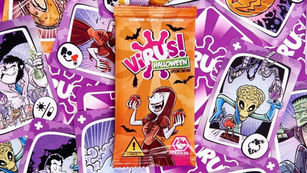 Sobre Virus! Halloween (Expansión)