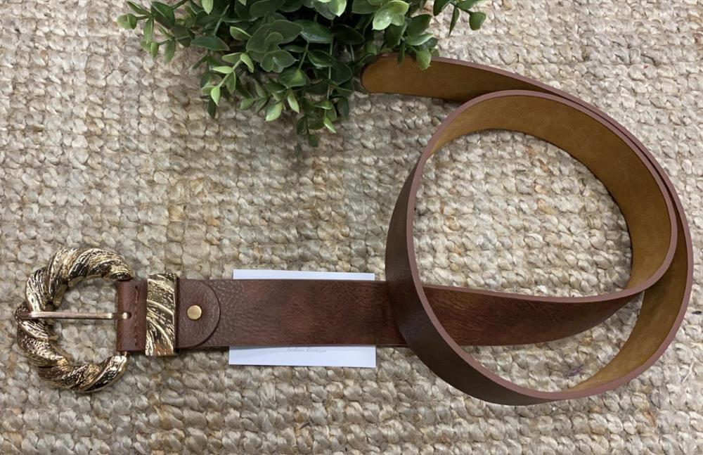 Cinturón Claudia
