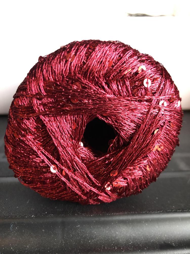 Garnet Sequin