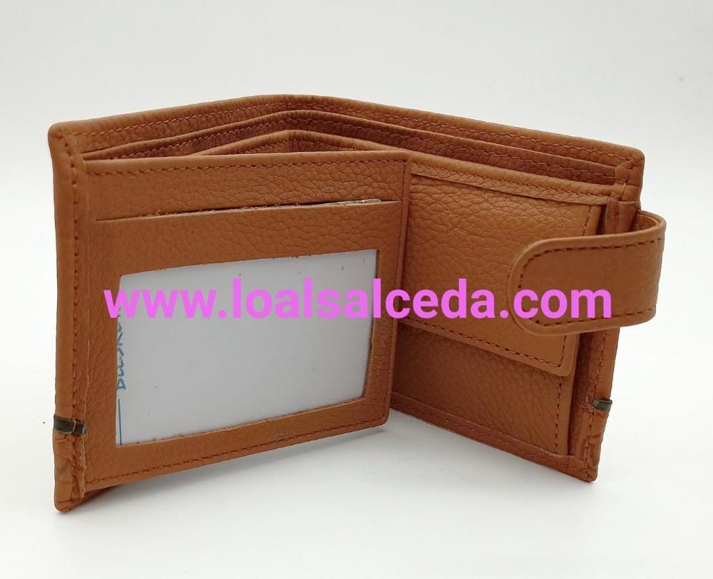 Cartera piel, cartera Blesrok, cartera hombre, cartera fabricación española