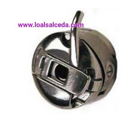 Caja bobina alfa 40, caja bobina singer 15k88
