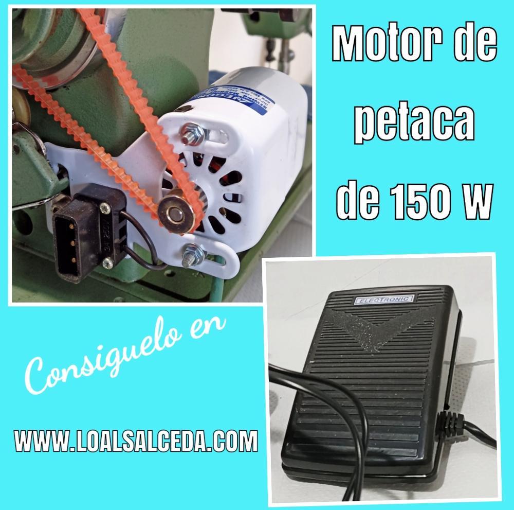 MOTOR PETACA 150W