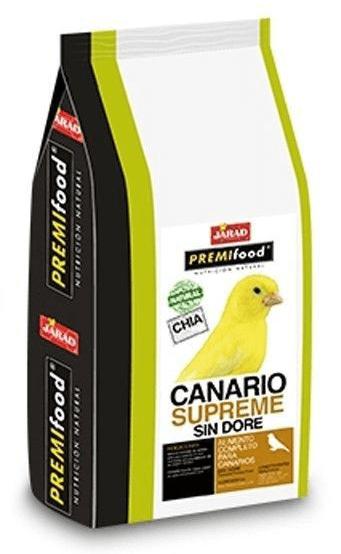 Jarad Premifood Canario Supreme sin doré