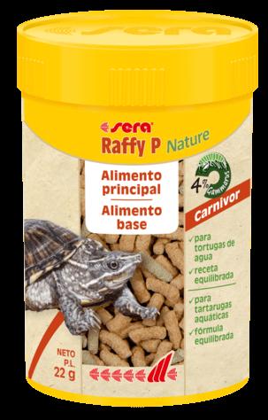 Sera Raffy P Nature / Alimento principal