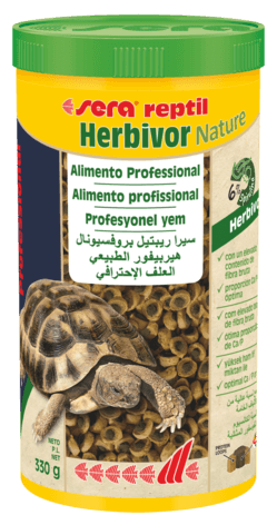 Sera Reptil Professional Herbivor Nature