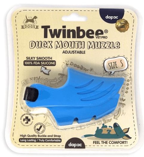Dapac Twinbee bozal silicona