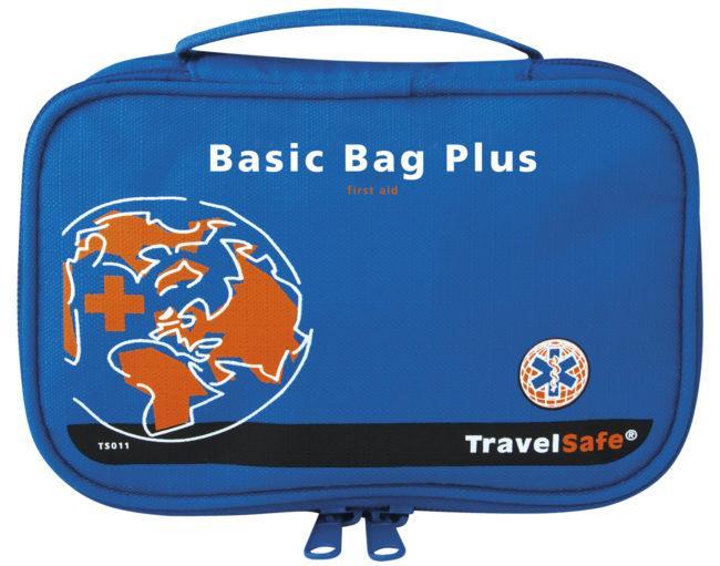 """TRAVEL SAFE Botiquín Primeros Auxilios """"Basic Plus Kit"""""""