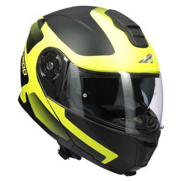 ASTONE RT1200 EVO ASTAR Neon Yellow Matt
