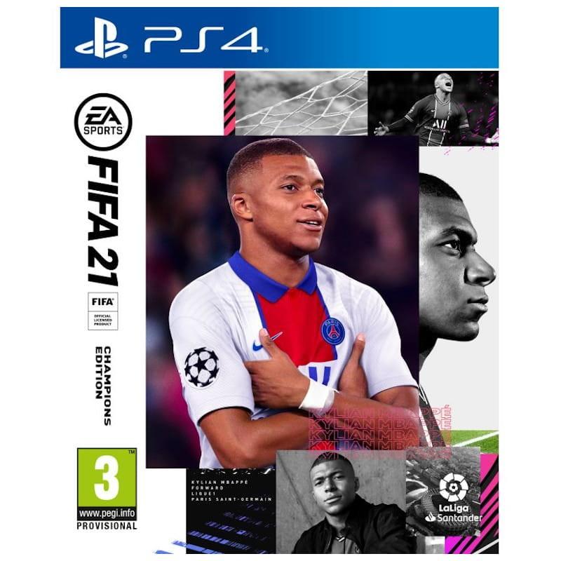 SONY Fifa 21 Champions Edition Playstation 4