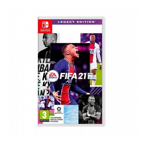Nintendo FIFA 21 LEGACY EDITION para NINTENDO SWITCH