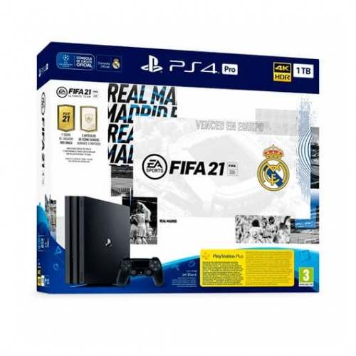 SONY PS4 PlayStation4 1TB RM + FIFA 21