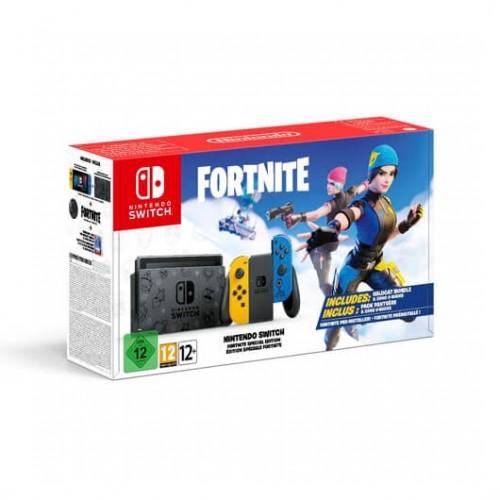 Nintendo Switch Videoconsola Edicion Fortnite