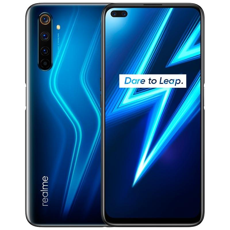 REALME 6 Pro 8GB/128GB Azul