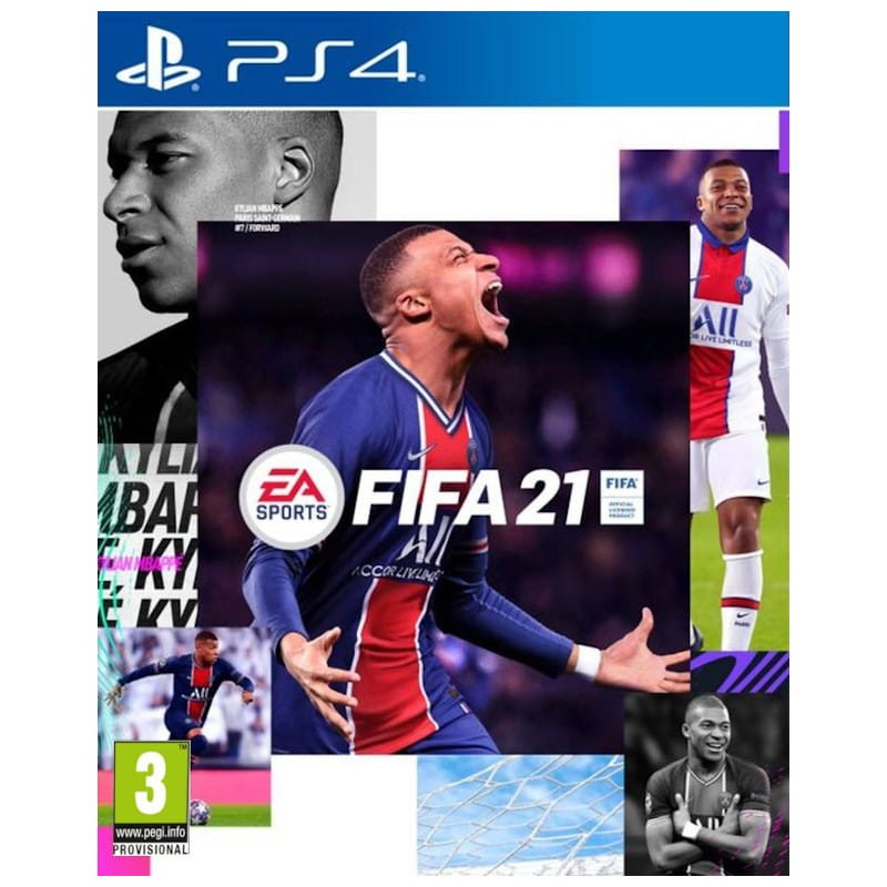 SONY Fifa 21 Standard Edition Playstation 4