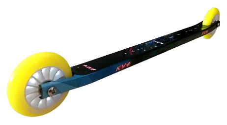 KV+ Launch Pro Skate Curved 60 Race